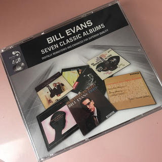 ビルエヴァンス CD Bill Evans seven classic(ジャズ)