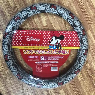 ディズニー(Disney)のハンドルカバー ミニー S(車内アクセサリ)