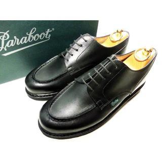 パラブーツ(Paraboot)の♂【新品】パラブーツ シャンボード 5 24cm 24.5cm黒(ドレス/ビジネス)