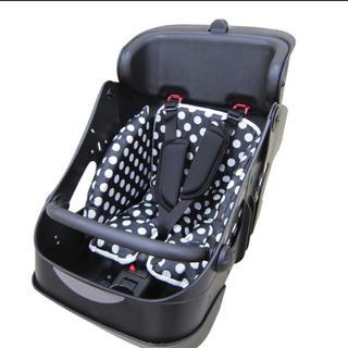 幼児座席用 やさしいクッション (自動車用チャイルドシートカバー)