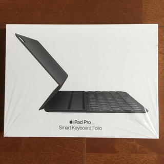 アップル(Apple)のSmart Keyboard folio iPad Pro 11インチ 2018(iPadケース)