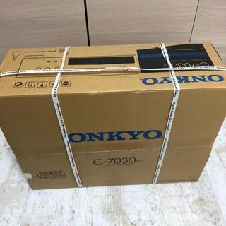 ONKYO - ONKYO C-7030 (S) CDプレイヤー
