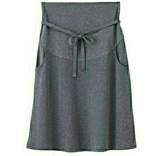 無印良品 産後もはける マタニティ スカート