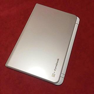 トウシバ(東芝)のdynabook   320GB  4GB Celeron office(ノートPC)