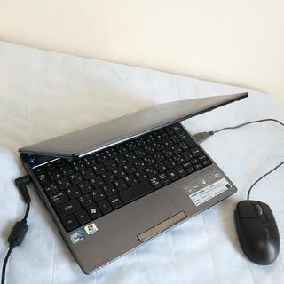 送料無料 WebカメラWi-Fi内蔵♥激安◇ネットブックノートパソコン(ノートPC)