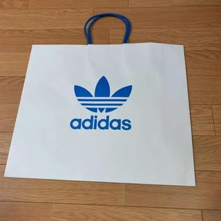 アディダス(adidas)のアディダス 紙袋 新品未使用 ショッパー(ショップ袋)