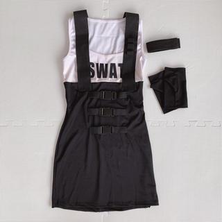 SWAT スワットコスプレ(コスプレ)