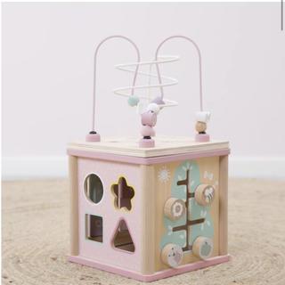 キャラメルベビー&チャイルド(Caramel baby&child )のLittle Dutch リトルダッチ アクティビティボックス(知育玩具)
