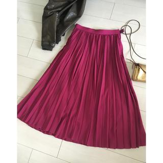 エリオポール(heliopole)のエリオポール 素敵なスカート サイズ36(ロングスカート)