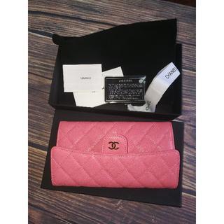 シャネル(CHANEL)の新品 CHANEL 財布(財布)