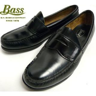 ジーエイチバス(G.H.BASS)のバス BASS コイン(ペニー)ローファー 8C(24.5~25cm相当)(ローファー/革靴)