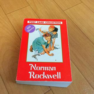 Norman Rockwellポストカード全集(その他)