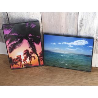 ロンハーマン(Ron Herman)のハワイ 写真 ヤシの木 海(フォトフレーム)