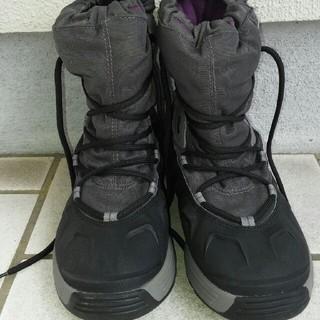アディダス(adidas)のアディダス ジュニアスノーブ-ツ20センチ(ブーツ)