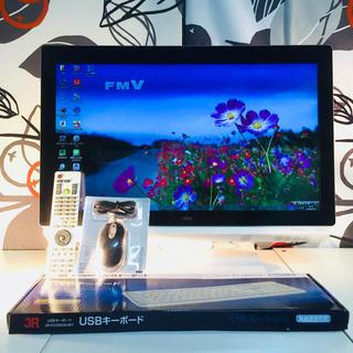 ★☆ESPRIMO★FH77/GD★i7搭載2630★地デジにBlu-ray(デスクトップ型PC)