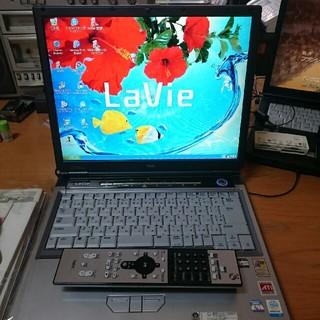 エヌイーシー(NEC)のNECパソコン2005モデル(ノートPC)