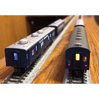 カトー(KATO`)のKATO 43系 客車 13両編成 全車室内灯付(鉄道模型)
