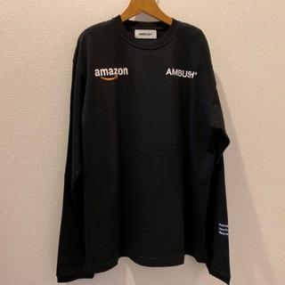 アンブッシュ(AMBUSH)のAMBUSH アマゾン コラボ Tシャツ 長袖(Tシャツ/カットソー(七分/長袖))