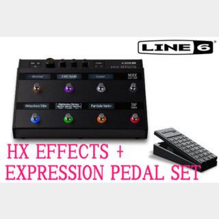 Line6 HX EFFECTS エクスプレッションペダルセット(エフェクター)
