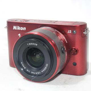 ニコン(Nikon)の❤️Wi-Fi対応❤️超豪華おまけ❤️激レア❤️ニコン 1 J2 レンズキット(ミラーレス一眼)
