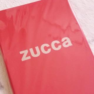 ズッカ(ZUCCa)のzucca  大人のおしゃれ手帖  3月号  付録(ノート/メモ帳/ふせん)