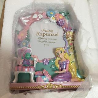 ディズニー(Disney)のフォトフレーム ラプンツェル Princess Party(フォトフレーム)