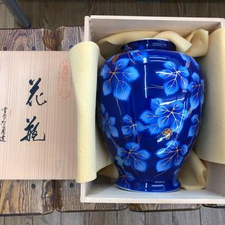 宮内庁御用達、深川製磁の花瓶(花瓶)