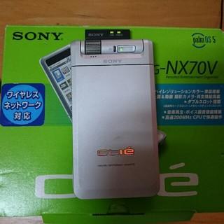 ソニー(SONY)のクリエNX70VSONYWIFI110(ノートPC)