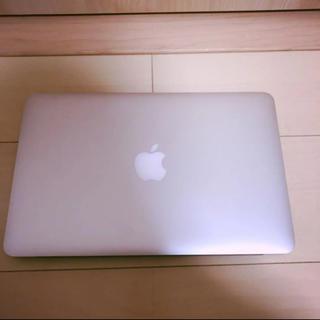 アップル(Apple)の美品Macbookair 11.6インチ 128GB 2015モデル メモリ4G(ノートPC)