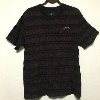 サブサエティ(Subciety)のSubciety ボーダーカットソー(Tシャツ/カットソー(半袖/袖なし))