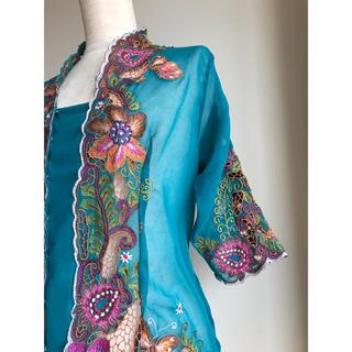 バリ島 民族衣装 クバヤ XL(衣装)