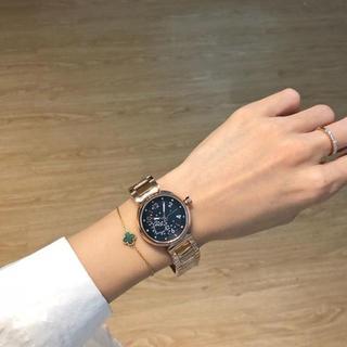 ルイヴィトン(LOUIS VUITTON)の腕時計 LOUIS VUITTON ルイヴィトン レディース ファッション 激売(腕時計)