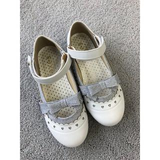 アクシーズファム(axes femme)の【美品】アクシーズファム パンプス 靴 L(20cm)メゾピアノ好きな方も(ローファー)