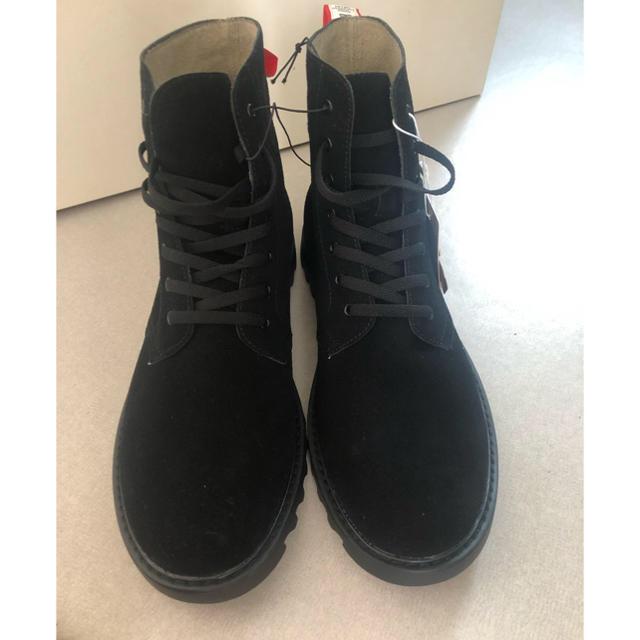 GU(ジーユー)のGU studio seven ブーツ  メンズの靴/シューズ(ブーツ)の商品写真