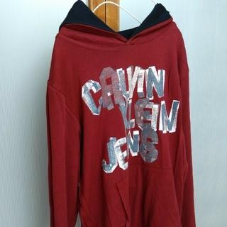 カルバンクライン(Calvin Klein)のCalvin  Klein jeans  リバーシブル パーカー(パーカー)