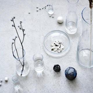 インゲヤード TIDVATTEN ティドヴァッテン 花瓶  15㎝ ②(花瓶)