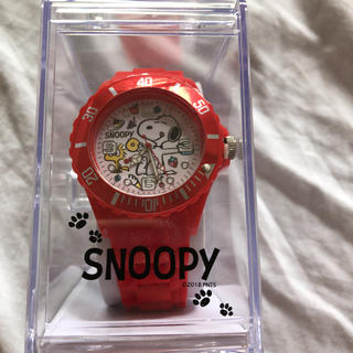 スヌーピー(SNOOPY)の新品スヌーピー  スポーツリストウォッチ(腕時計)