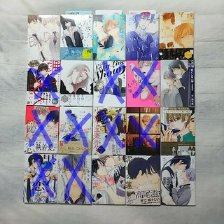BLコミック  バラ売り  1冊 ¥400(BL)