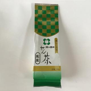 せん茶 深むし煎茶 緑茶 鳳凰 正味100g 日本産(茶)