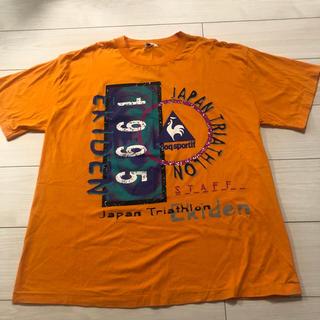 ルコックスポルティフ(le coq sportif)の90's le coq sportif Tシャツ ルコック 90s 古着(Tシャツ/カットソー(半袖/袖なし))