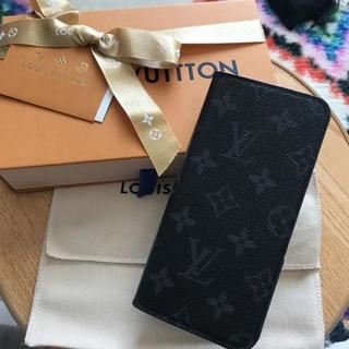 ルイヴィトン(LOUIS VUITTON)のiPhone7Plus フォリオ(モバイルケース/カバー)