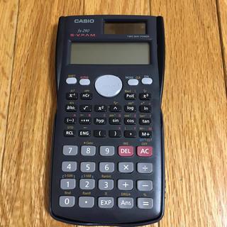 カシオ(CASIO)の関数電卓 カシオ(OA機器)