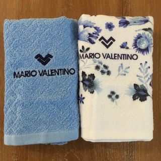 マリオバレンチノ(MARIO VALENTINO)のマリオバレンチノ  フェイスタオル(タオル/バス用品)