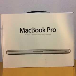 アップル(Apple)のMacbook Pro まだまだ使える(ノートPC)