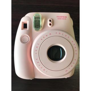 フジフイルム(富士フイルム)のinstax mini8 (フィルムカメラ)