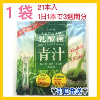 ✨新品✨5%OFFクーポンご利用で475円♪🉐乳酸菌たっぷり青汁♡毎日発送♡(青汁/ケール加工食品 )