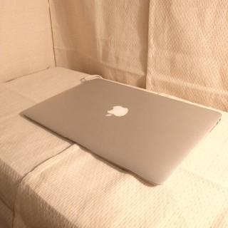 マック(Mac (Apple))の超うすうすMacBookAir Core-i5超速 SSD高速 Office(ノートPC)