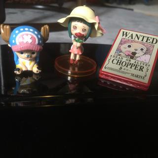 バンプレスト(BANPRESTO)のONE PIECEフィギュアセット(アニメ/ゲーム)