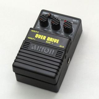 ARION SOD-1 ステレオ・オーバードライブ(エフェクター)