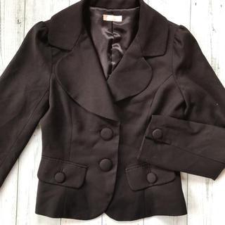 アールエフ(R・F)のジャケット 黒 アールエフ(テーラードジャケット)